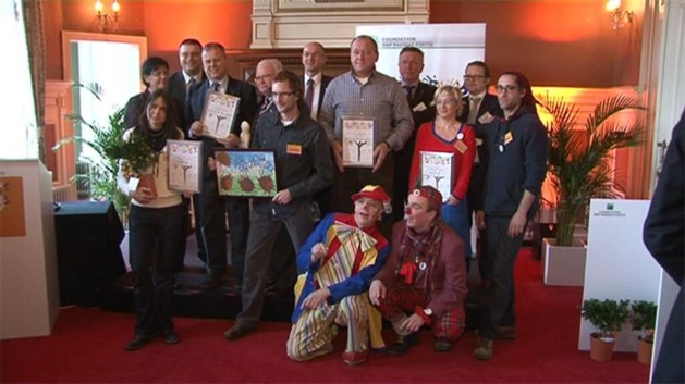 BNP Paribas Fortis Foundation geeft Awards