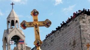 Priesters op de vuist in geboortestad Jezus