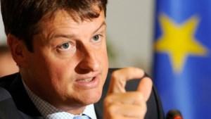 Minister van Begroting Chastel (MR):