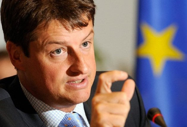 "Minister van Begroting Chastel (MR): ""850 miljoen euro gezocht"""