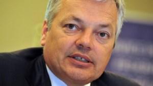 Reynders (MR) lijsttrekker in Brussel bij federale verkiezingen 2014