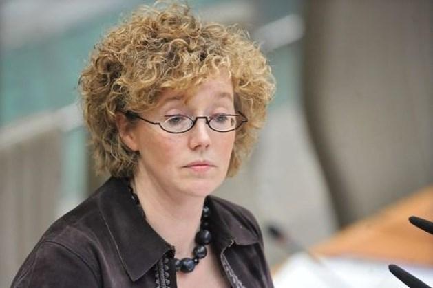 Truiense Veerle Heeren eerste ondervoorzitter Vlaams Parlement