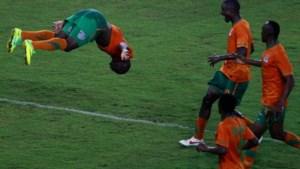 Zambia en Ivoorkust spelen finale Africa Cup