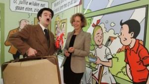 'Inspiratie' rode draad in vernieuwd Suske en Wiske museum
