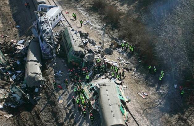 Twee dagen nationale rouw na treinramp Polen