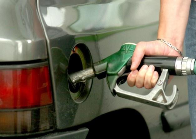 Nieuwe recordprijs voor benzine