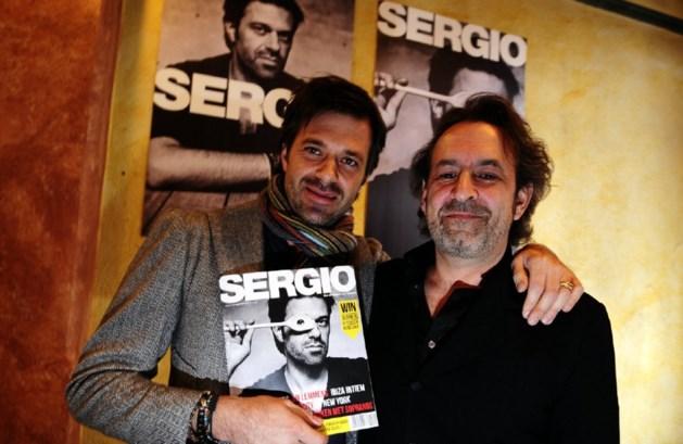Magazine Sergio Herman woensdag in de rekken