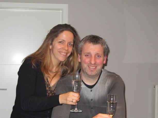 Helga Bloemen genoot van Italiaans diner dankzij FM Goud