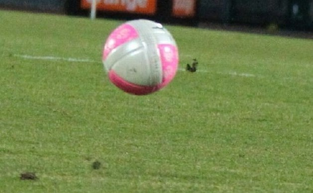 Voetbalmama's gaan op de vuist tijdens wedstrijd -9-jarigen