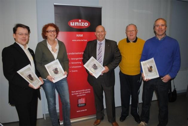 UNIZO-Ham overhandigt ondernemersprioriteiten voor gemeenteraadsverkiezingen