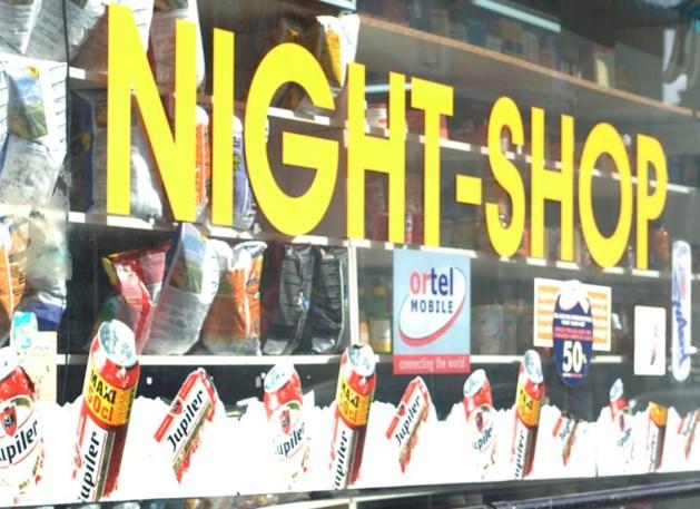 Verbod op verkoop sterkedrank in nachtwinkels?