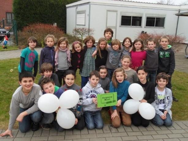 Domino wint award Zorgzame Buurt