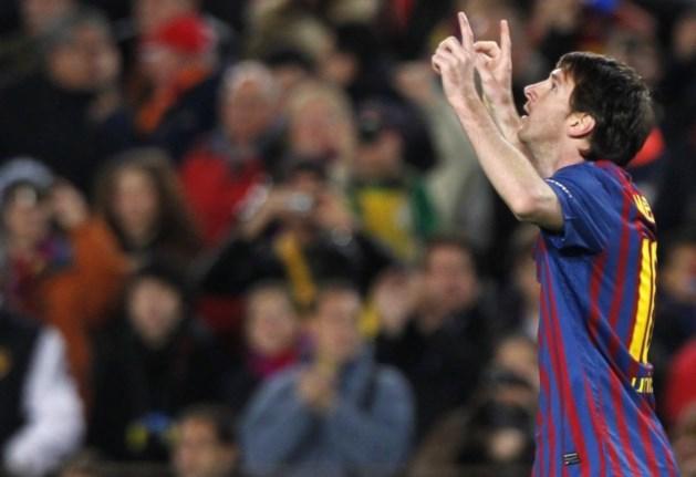 """Rooney: """"Messi is beste aller tijden"""""""