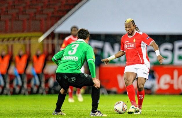 Standard speelt gelijk tegen Hannover