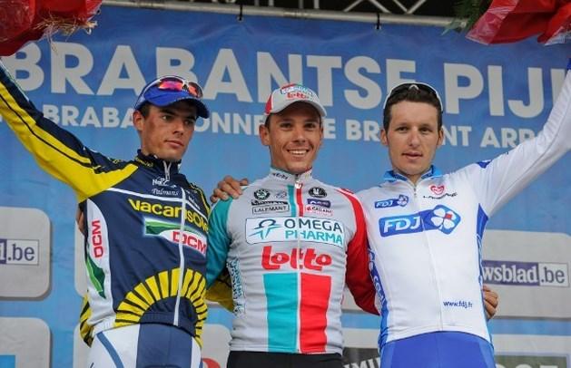 Duel Gilbert-Andy Schleck in Brabantse Pijl? (poll)