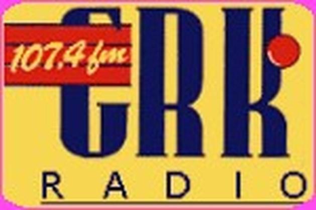Stadsradio  GRK gaat 'backstage'
