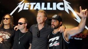 Metallica op één in StuBru's 'Zwaarste lijst'