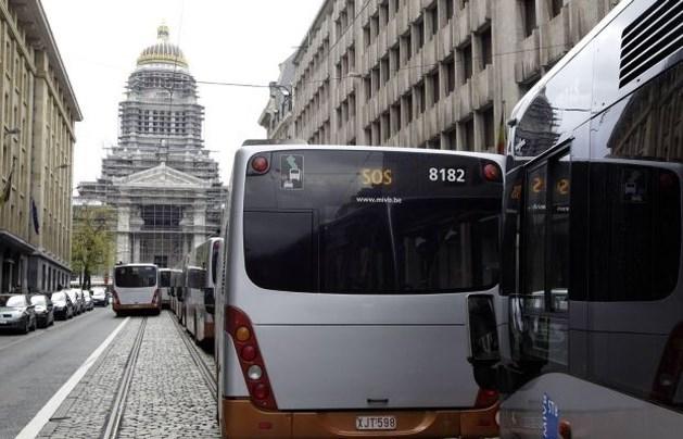 Enkel Brusselse metro rijdt vanochtend