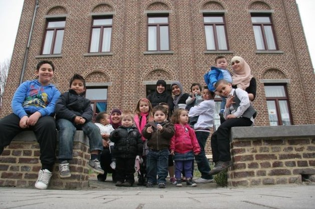 Marokkaanse kinderverzorgsters starten dagverblijf in klooster