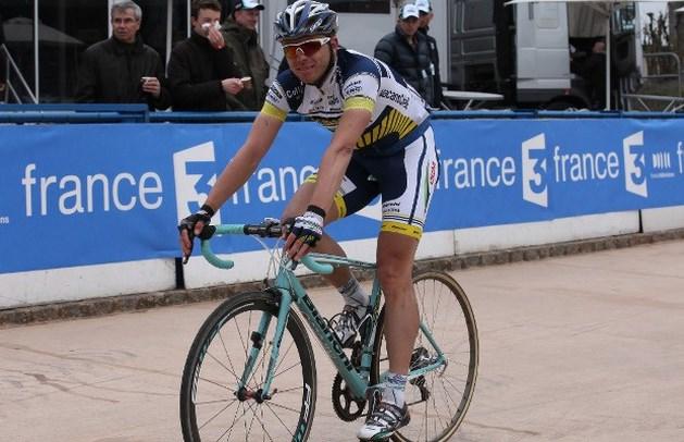 """""""Toen Boonen finishte, had ik nog 15 km voor de boeg"""""""