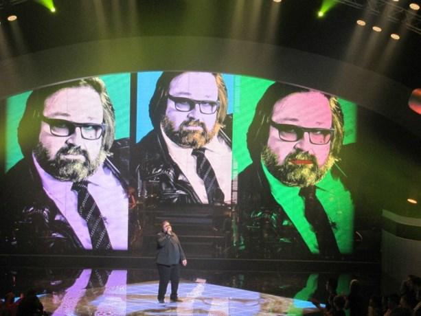 The Voice Van Vlaanderen-finalist Bert komt naar VRD