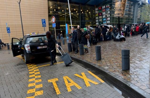 """""""Taxiritten in Brussel duurder dan anders"""""""