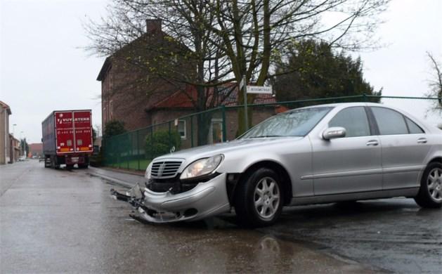 Truck ramt Duitse autobestuurder