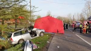 Man (78) komt om bij frontale botsing in Zandhoven