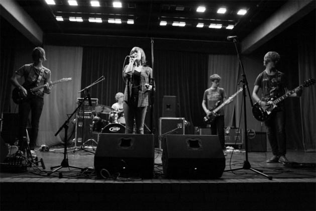 Jonge rockgroep SideBox promoot zichzelf in Alken