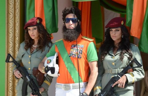 Tadzjikistan vindt 'The Dictator' slechte film