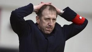Franky Van der Elst ontslagen bij Sint-Truiden