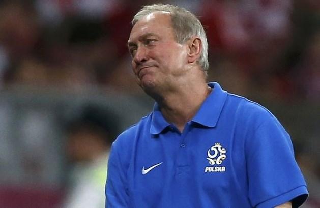 Poolse bondscoach neemt ontslag na uitschakeling