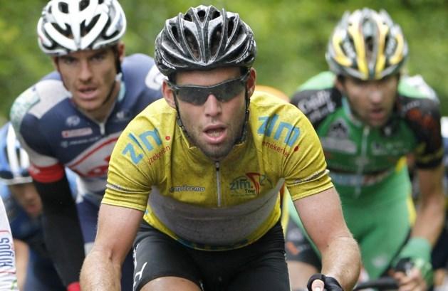 Kittel wint rit, Cavendish eindzege in Ster ZLM Toer