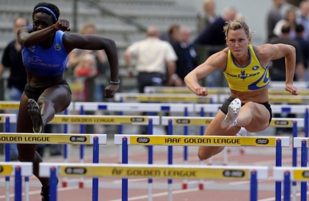 Zagré snoept Belgisch record 100m horden af van Berings