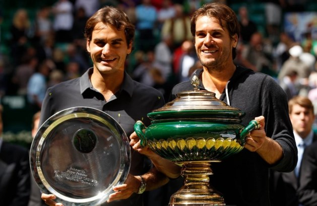 Tommy Haas verslaat Federer in finale van Halle