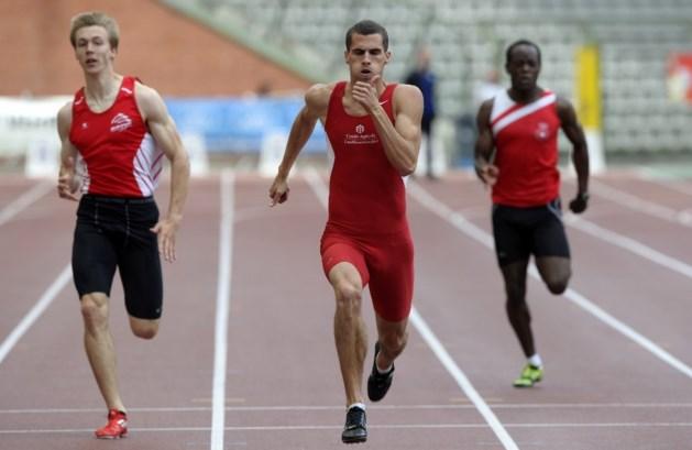 Jonathan Borlée Belgisch kampioen op 200 meter