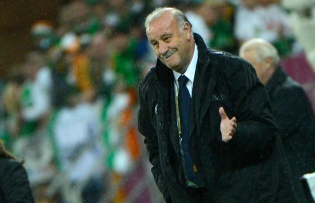 Vicente Del Bosque gaat door tot 2014