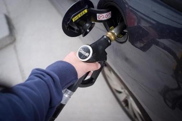Dieselprijs blijft dalen