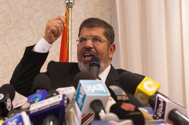 Kandidaat Moslimbroeders lijkt Egyptische verkiezingen te gaan winnen
