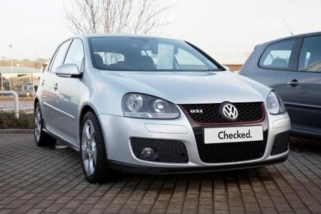 Volkswagen Golf blijft populairste tweedehandswagen