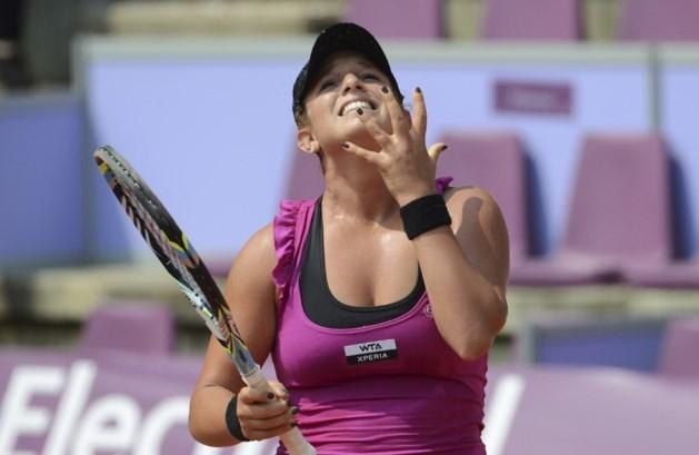 Geen Tamaryn Hendler op Wimbledon