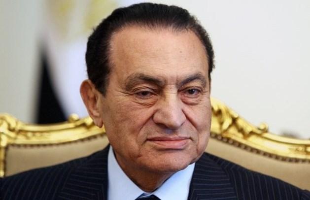"""""""Oud-president Moebarak klinisch dood"""""""