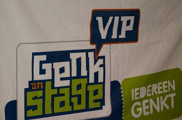 Dirk, Karl en Luc vieren verjaardag als vips op Genk On Stage