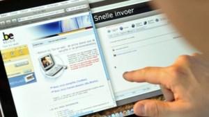 Tax-on-web hapert door vele aangiftes