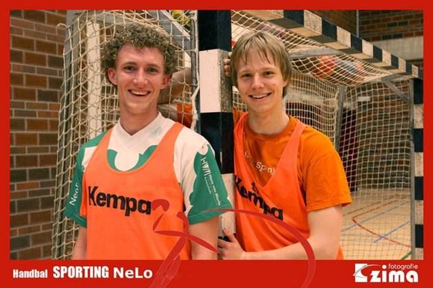 Weer 2 extra aanwinsten voor handbal club Sporting NeLo