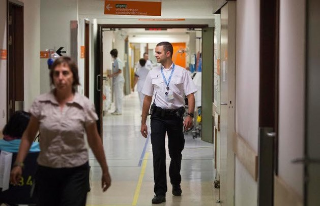 Criminaliteit in ziekenhuizen daalt fors