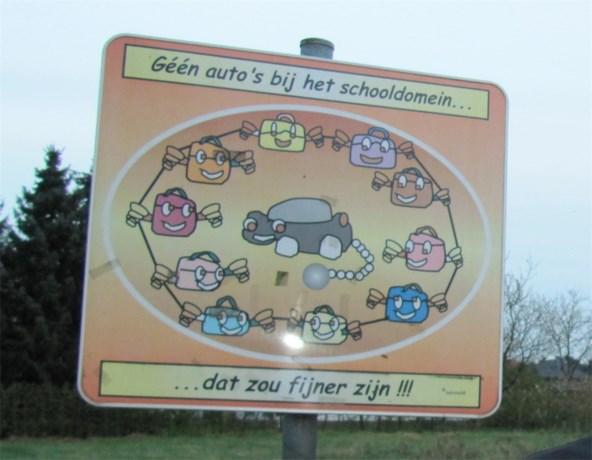 Schoolomgevingen in Helchteren worden aangepakt