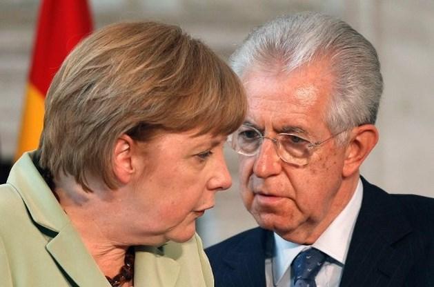 Monti wil met EU-top desnoods doorgaan tot zondagnacht