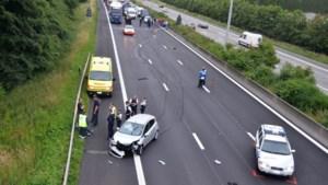 Achtervolging na inbraak eindigt met ongeval