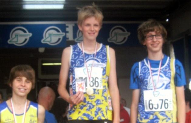 Limburgs kampioenschap voor de jeugd afgesloten met heel wat medailles